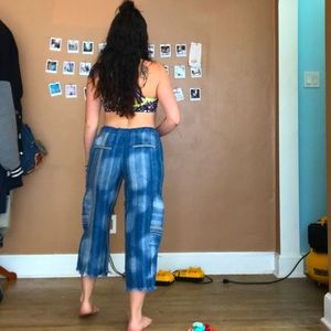 Free People Hippie Pants. Never worn.